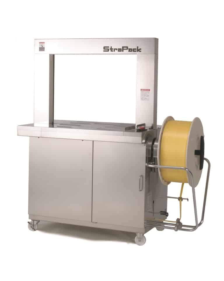 Strapack RQ-8SUS Automatic Strapping Machine