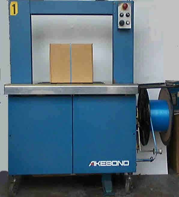Akebono SX510 Strapping Machine