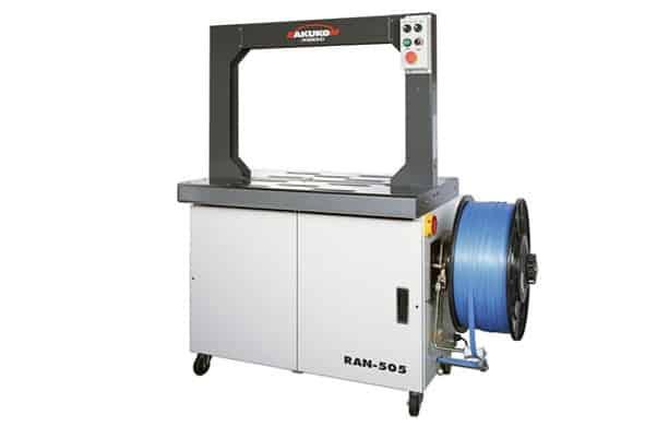 Akebono RAN-505 Automatic Strapping Machine